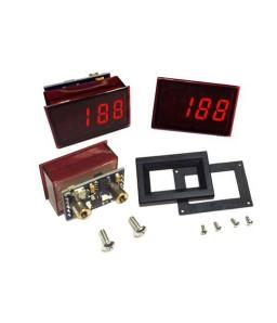 DLA20-DCM Series DC Line Powered LED Digital Panel Meter