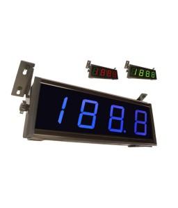 HBDR Series LED AC/DC Digital Panel Meter