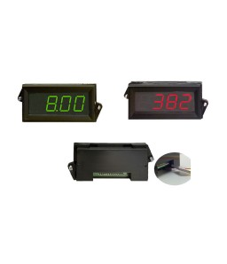 HDMO-8 Series Voltage Powered LED Digital Panel Meter