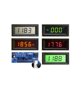 HLPI-3E Series LCD Digital Panel Meter