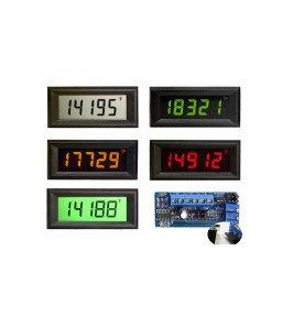 HVPI-4E Series Voltage Powered LCD Digital Panel Meter