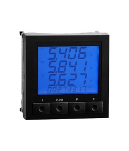 M850 MultiPower Multifunction AC DC Digital Power Meter