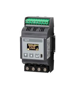 N27P Digital DIN Rail Mount AC Network Monitor