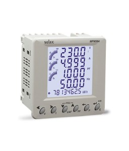 Selec MFM384 Multifunction Digital Power Monitor