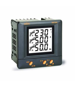 Selec VAF36A Voltage Ampere Frequency Meter