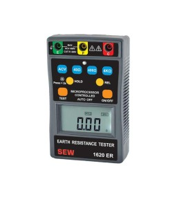 1620 ER 3 Wire Digital Earth Resistance Tester