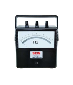 ST-2000Hz Portable Analog Frequency Meter