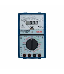 ST-3502 Analog + Digital Multimeter