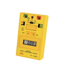 ST-1520 3 Wire Digital Earth Resistance Tester