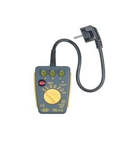 TEL1-1 ELCB Tester (110V)