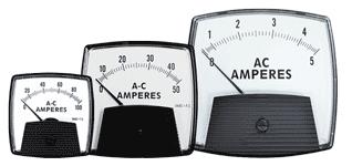 HST-70U AC / DC Analog Panel Meter