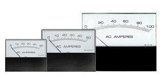 HST-75 AC / DC Analog Panel Meter